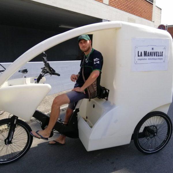 La Manivelle / Les Artisans à Vélo, Genève