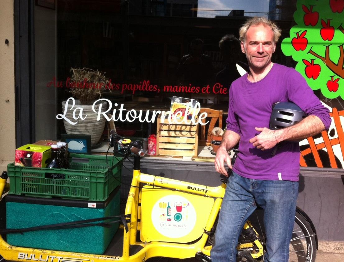 Alexandre le restaurateur · La Ritournelle - Les Artisans à Vélo, Genève