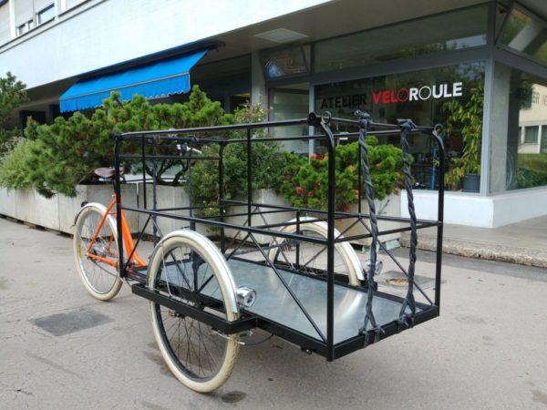 Atelier véloroule